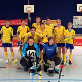 U17 KF mit Spannung zur Meisterschaft qualifiziert.