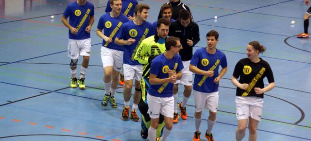 Knappe Niederlage beim Stadtderby für das Bundesligateam