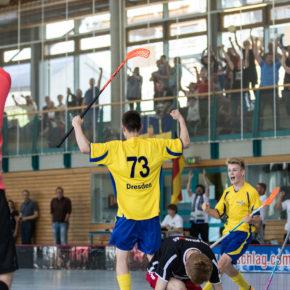 Play-Offs der Regionalliga U13 in Dresden