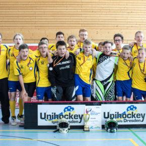 Igels holen Bronze bei der Stena Line U17 Junioren Deutschen Meisterschaft 2017