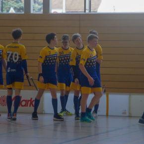8 Sekunden vor der Playoff Teilnahme – U17 GF Spieltag in Leipzig