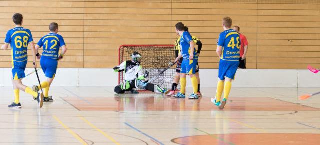 Regionalligateam erkämpft sich den ersten Punkt