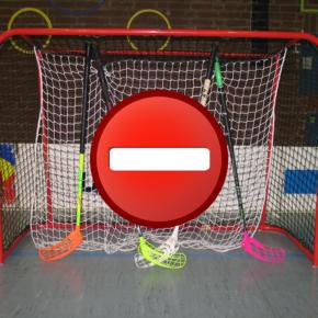 Spiel- und Trainingsbetrieb bis auf weiteres komplett eingestellt